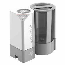 Vornado Element S 1,000 Square Feet Coverage Air + Steam Home Humidifier, Silver