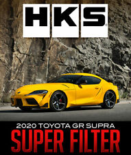 Fits 2020 Toyota Supra HKS Super Filter New Free shipping 70017-AT131