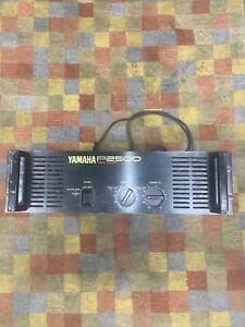 Yamaha P2500 Power Amplifier