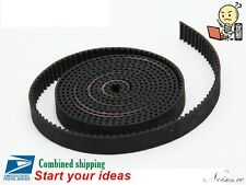 10mm Width GT2 Timing Belt Every 1 meter(3.28ft) 3D Printer i3 reprap CNC DIY
