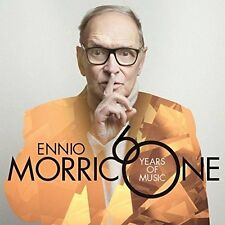 ENNIO MORRICONE - 60 YEARS OF MUSIC - 2LP VINYL NEW SEALED 2016