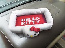 New Hello Kitty Car Dashboard Non-slip Storage Box Holder Car Accessories