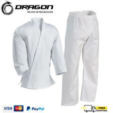 Dragon Karate Gi Mixed Martial Arts Uniform Taekwondo Lightweight Gi Free Belt