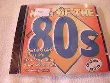 Hits of the 80's  CD-OVP