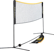6.2m X 0.75m Standard Hem Braided Badminton Net for Sport Training Exercise CLCU