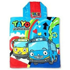 Tayo the little bus beach towel / Tayo beach towel beach gown (standard&sweety)