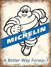 Michelin 171, A Better way Forward, Tyre Man Vintage Car, Novelty Fridge Magnet