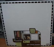 Quartet Magnetic Dry-Erase Board - BRAND NEW - 2 PACK - 2 DIFFERENT DESIGNS