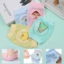 Sponge Mesh Baby Kids Knee Pads for Crawling Toddler Knee Protector Leg Warm_cd