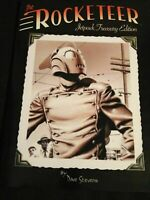 Rocketeer Jetpack Treasury Edition Dave Stevens IDW 2011 1st Print Soft cover.