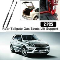 Rear Trunk Tailgate Lift Support Struts Shocks Gas Springs For Mercedes W164 ML