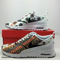 NIKE AIR MAX THEA LIB QS TRAINERS WOMENS LIBERTY of LONDON SHOE UK 2.5 RRP £130