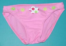 aa521c3406 BAS DE MAILLOT DE BAIN SLIP 2ANS 2 ANS 86cm rose fleurs bébé FILLE NEUF