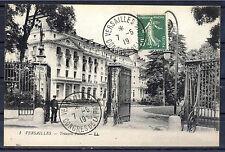 Carte Postale oblitération- Congres de la Paix. 07/05/1919. Versailles