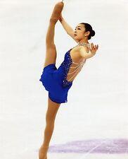 YUNA KIM SOUTH KOREA WINTER OLYMPICS 8X10 SPORTS PHOTO (E)