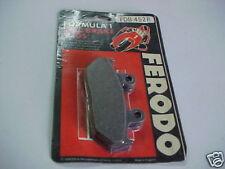 Front Ferodo Brake Pads Honda CBR1000F 1000 Hurricane 87-88 #FDB452R 1987 1988