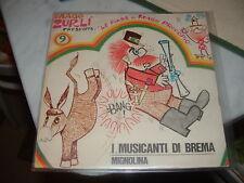 """MAGO ZURLI' """"I MUSICANTI DI BREMA-MIGNOLINA"""" ITALY'66"""