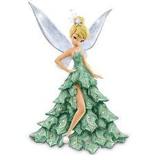 Disney Oh Christmas Tree Tinkerbell Bradford Exchange Figurine