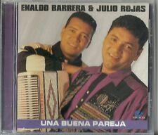 Enaldo Barrera & Julio Rojas Una Buena Pareja Latin Music CD New