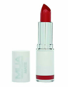 MUA Makeup Academy Matte Lipstick in Scarlet Siren - Perfect Sexy Classic Red!