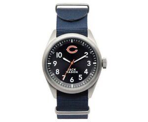 Official Merchandise NFL Chicago Bears Jack Mason NIB Watch JMF-1013-CH $115