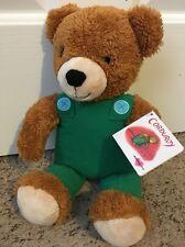 NWT Sealed Teacher's Kohl's Cares Plush Corduroy Teddy Bear NEW!