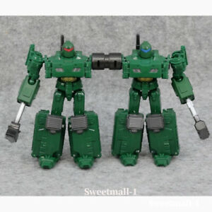 Upgrade kit For 2 Machine boy Green Warpath Combination Rack'n'Ruin- Whole Set