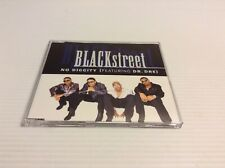 """Black Street (featuring Dr. Dre) """"No Diggity"""" CD 1996 Interscope Records"""