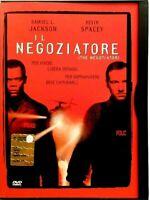 IL NEGOZIATORE (1998) Samuel L.Jackson - DVD EX NOLEGGIO WARNER CUSTODIA SNAPPER