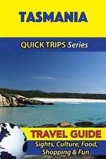 Tasmania Travel Guide (Quick Trips Series) Sights Culture Food   Kelly Jennifer