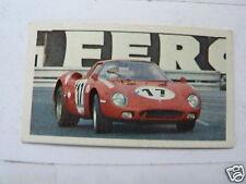 SPORTSCAR PICTURE STAMP ALBUM CARD,FERRARI 275 LE MANS