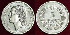 FRANCE 5 francs 1935 nice coin