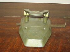 Vintage ACCO 10 -- 2-Hole Paper Punch