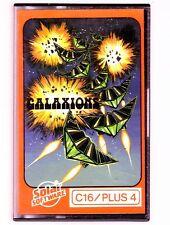 Galaxions (Solar) Commodore 16 +4 - GC & Complete <MQ>