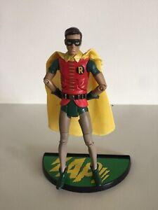 """Mattel Robin 6"""" Figure Batman 1966 TV Series Burt Ward"""