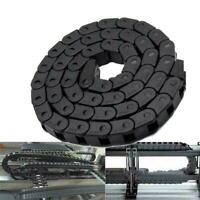 Nylon Energy Chain Drag Cable Towline Carrier Wire Router Mill newmcx Fo S0O4