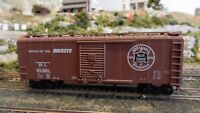 Athearn Bev Bel Ltd Run BB 40' Boxcar, Rock Island 100th Year, Upgraded, Exc