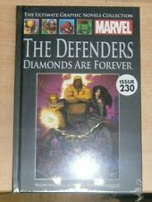 Marvel Comics Ultimate Graphic Novel Collection #230 The Defenders Diamonds are