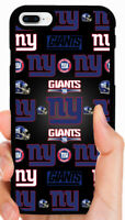 NEW YORK GIANTS PHONE CASE COVER FOR iPHONE XS MAX XR X 8 7 6S 6 PLUS 5C 5 SE 4S