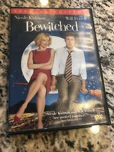 Bewitched - Will Ferrell/Nicole Kidman (DVD, 2005, Special Edition)