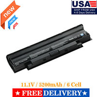 J1KND Battery For DELL Inspiron 3520 3420 M5030 N5110 N5050 N4010 N7110 Laptop A