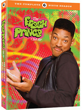 The Fresh Prince of Bel-Air: Will Smith TV Series Complete Season 6 Box/DVD Set