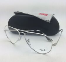 db9899a5db7 Glasses Vista Ray-Ban Rx6489 Aviator 2501 Silver
