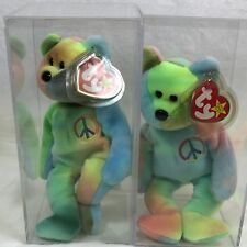 TY BEANIE BABY ORIGINAL,1996 TY INC, PEACE, 1996, Very Rare, mint condition.