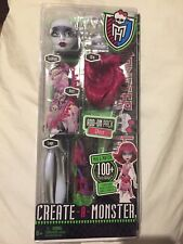 Monster High Create-a-Monster Ghost Add-on Pack, NRFB