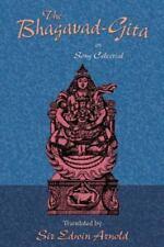 The Bhagavad-Gita or Song Celestial (Paperback or Softback)