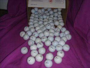 Lot of 100+ Golf Balls - AAAA/ AAA