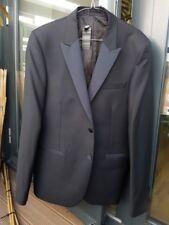 JOSEPH BNWT RRP £545Dark Midnight Navy Kid Mohair Tuxedo Dinner Jacket Blazer