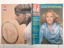 Ciné Revue n 52 Dec 1979 Cheryl LADD Bjorn BORG Rod TAYLOR Bilan Décennie 70-80