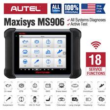 Autel MaxiSys MS906 Wifi OBD2 Diagnostic Scanner Car ECU Coding TPMS PK MS906BT